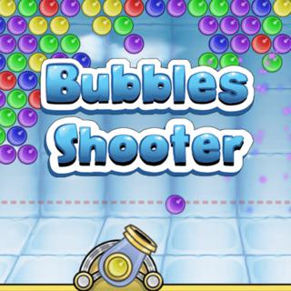 more bubble shooter games